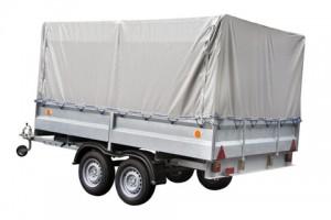 Plachty na vozíky a nákladní vozidla